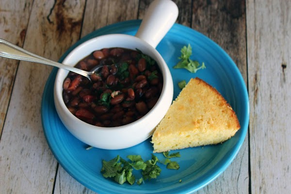 Kat's Spicy, Tender, And Quick Southwest Red Beans Recipe