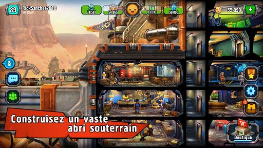 Shelter War: La Ville Après l'Apocalypse APK MOD – Pièces de Monnaie Illimitées (Astuce) screenshots hack proof 1