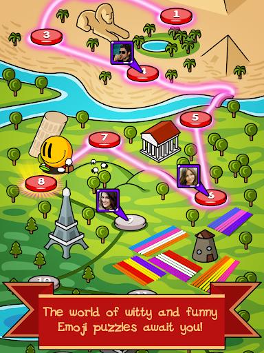 EmojiNation - emoticon game screenshot 12