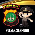 Hallo Polsek Serpong icon