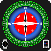 Super Compass for Wear & Phone
