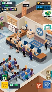 Idle Police Tycoon — Cops Game MOD APK [Unlimited Money] 1.2.0 7