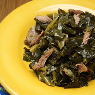 Braised Greens with Smoked Turkey Recipe