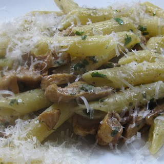 Penne With Mushrooms Recipes