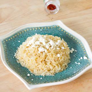 Saffron Rice Pilaf | Easy Rice Pilaf