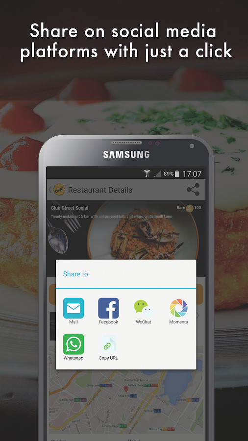 Chope Restaurant Reservations- screenshot