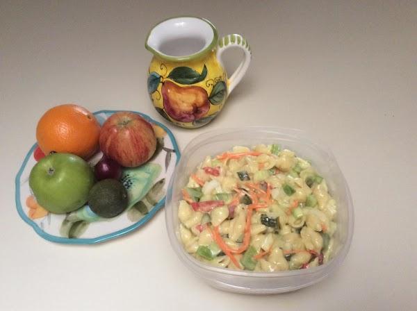 Terry's Macaroni Salad Recipe