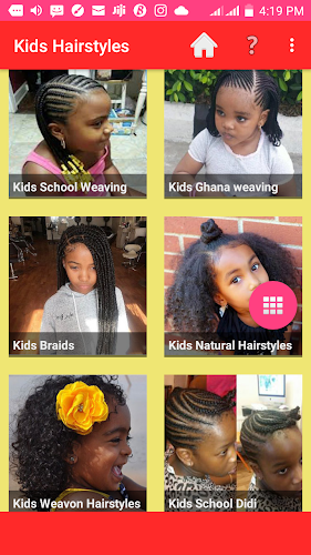 Download Kids Hairstyles 2018 Apk Latest Version App By Tegy24