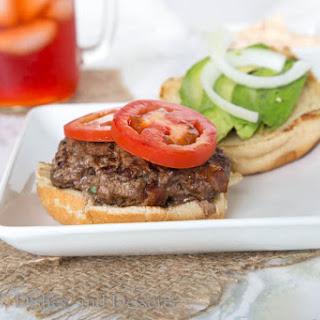 Jalapeno Bacon Burger