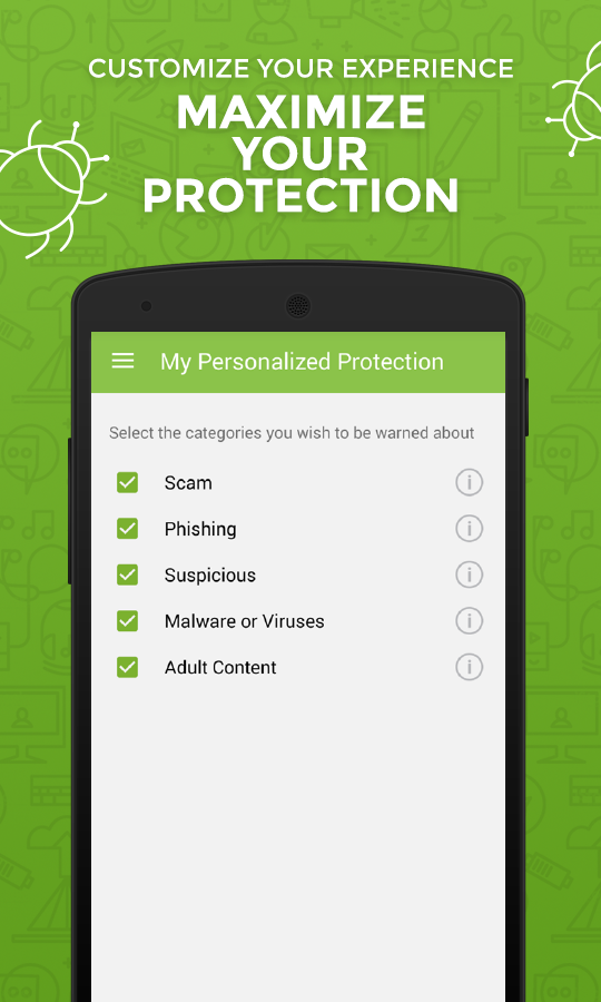 Mobile Security & Protection- screenshot