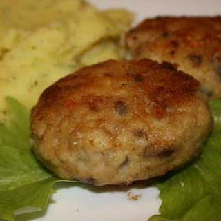 Mexican Fish Cakes