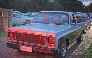 Chevrolet C10 Rent Gauteng