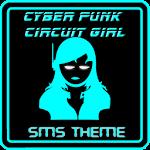 SMS Theme CyberPunk Girls