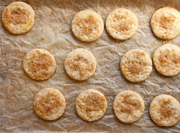 Remove from oven. Allow to cool on the cookie sheet for 10 minutes then...