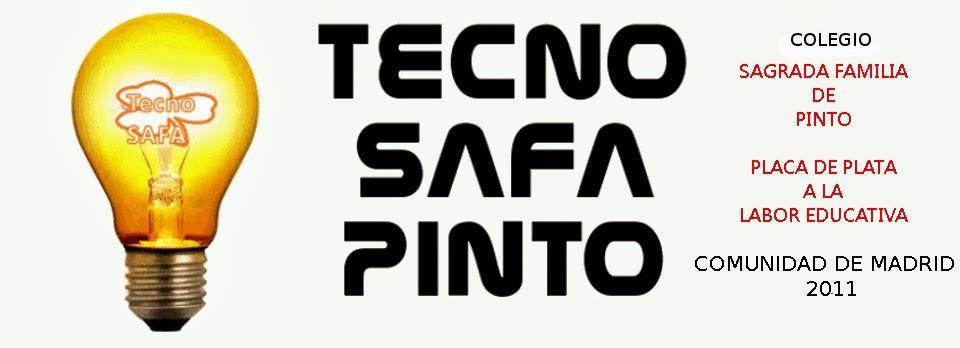 Tecnología en el Sagrada Familia de Pinto