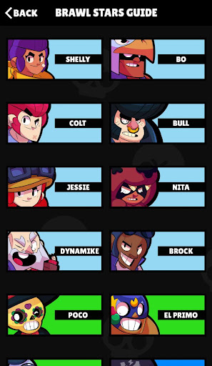 Guide For Brawl Stars 0.0.5 screenshots 2