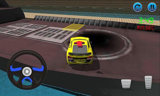 貨物船車のトランスポーター