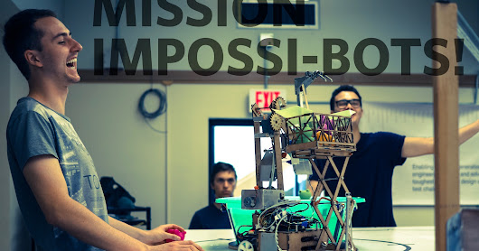 ENGPHYS Mission Impossi-Bots!