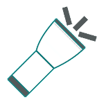 Flashlight Prime Icon