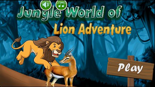 Jungle World of Lion Adventure
