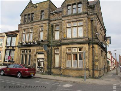The Stuart Hotel On Road Public Houses Inns In Anfield Liverpool L4 5qx
