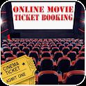 Online Movie Ticket Booking icon