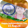 Flag on Face Photo Editor (independence Day) APK icon