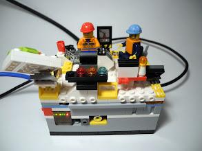 Photo: Raspberry Pi Command Center