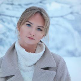 by Jane Bjerkli - People Portraits of Women (  )