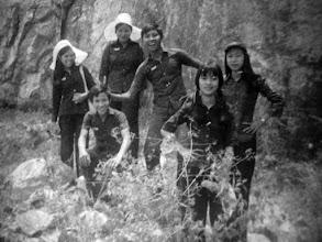 Photo: Cắm trại núi Châu Thới