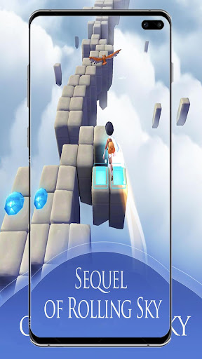 Rolling Sky Dream 2 android2mod screenshots 2