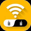 Wi-Fi Walkie Talkie ( Free ) icon