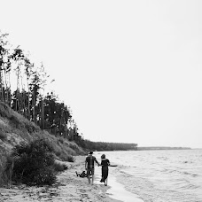 Wedding photographer Olesya Zarivnyak (asyawolf). Photo of 16.08.2018