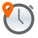 Easy Hours Timesheet Timecard icon