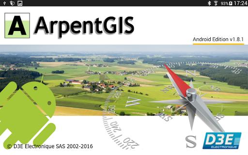 ArpentGIS Mobile screenshot 9