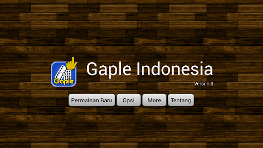 Gaple Indonesia for PC