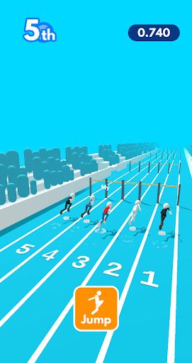 Hurdle Run  captures d'écran 1