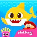 Baby Shark 8BIT : Finding Friends icon