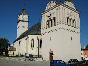Photo: Kirche in Poprad