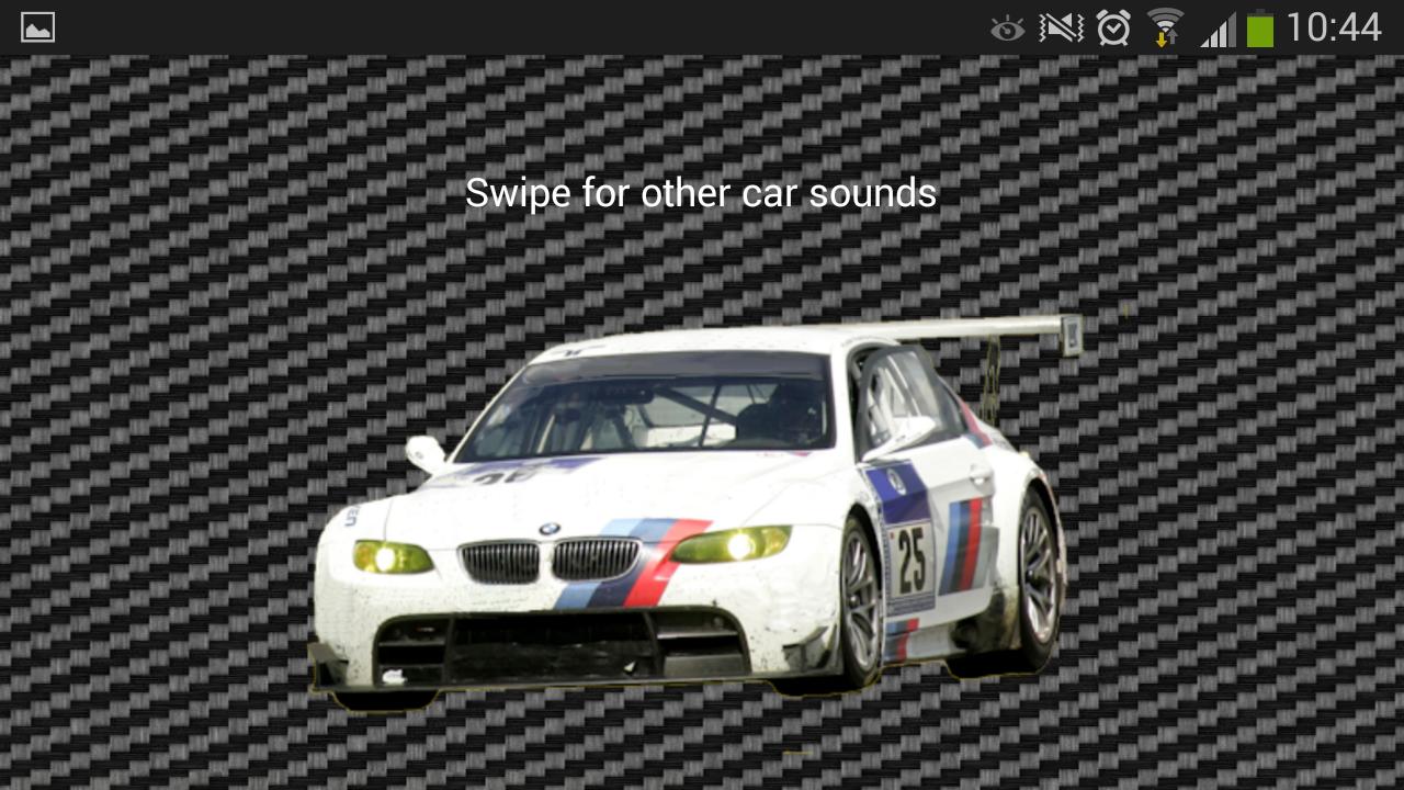 Gtsoundsim obdii engine sounds screenshot