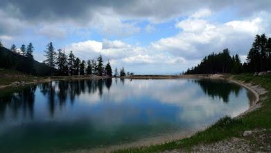 Photo: da kam dann mal eine ganz graue wolke und ich hatte schon angst, daß es regnen wird