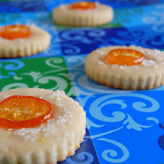 Tangerine Kumquat Rounds
