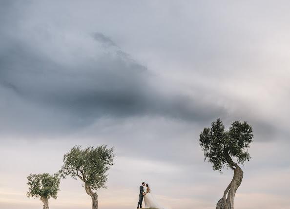 Hochzeitsfotograf Matteo Lomonte (lomonte). Foto vom 15.09.2017