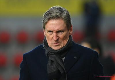 Dury geen trainer tegen KRC Genk: Simons neemt taken voorlopig over