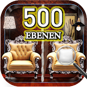 Finde die Unterschiede 500 Level icon