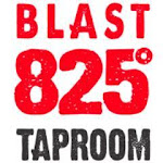 Logo for Blast Blast 825 Taproom
