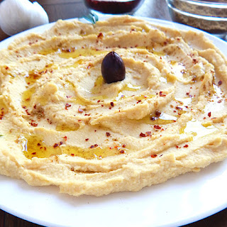 Grandma's Armenian Hummus.