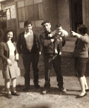 Photo: Fermina, el Tin, Maximino, Ana y Ción