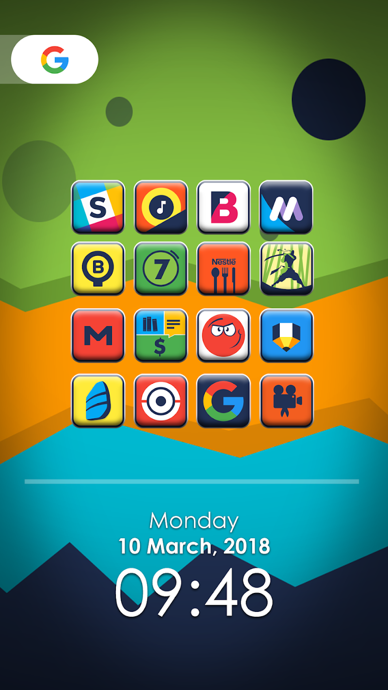 Ecobo - Icon Pack APK Cracked Free Download   Cracked Android Apps