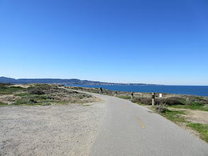 Photo: Monterey is in sight